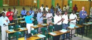 HUB Conference and Bible Distribution