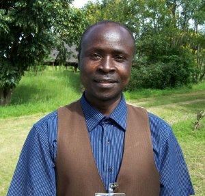 Titus Shampande - District Leader HBM Zambia