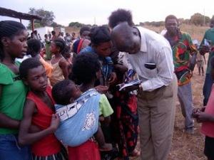 Evangelizing a Village