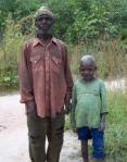 grandfather with grandson Delta
