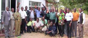 Zambia District Leaders