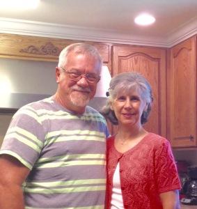 Jeff and Lou Ann Hawkins 2015