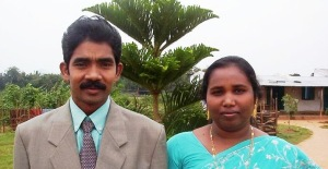 PASTOR PRABIN SIPKA AND SUSMA