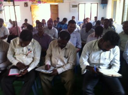 Pastors training