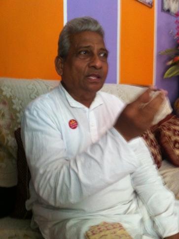 Pastor Raju