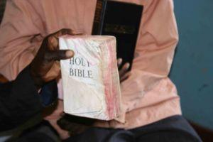 Zambian Pastor's Bible