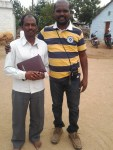 Pastors Prasad and Prabhukiran