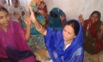 Swarna Praying for Her People