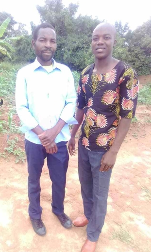 Bro. Musa and Pst. Friday